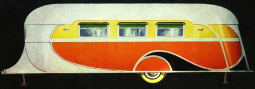 Steven Katkowsky's Vintage Trailer Museum