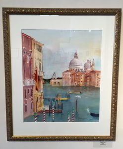 """Grand Canal"", by Joanna Jarvis"