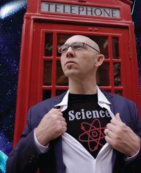 Comedian Ian Harris Puts Anti-Scientific Thinking on Blast in His New Show, <i>ExtraOrdinary</i>