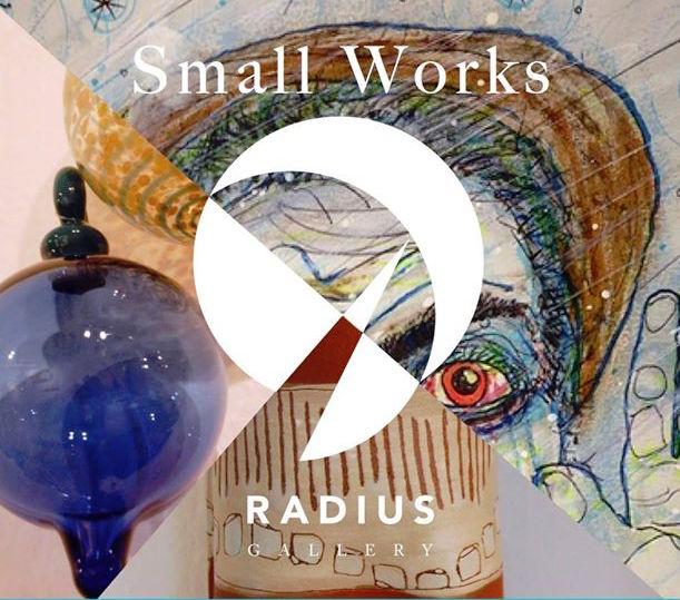 Shop local art at Radius Gallery's new exhibition, SMALL WORKS.