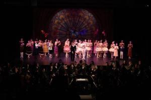 The Santa Cruz Ballet Theatre Orchestra