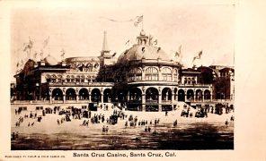 Santa Cruz Casino in 1901