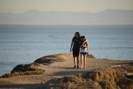 Couple, West Cliff