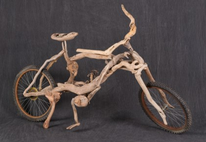 Local Driftwood Artwork