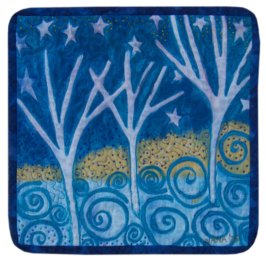 "Nana Montgomery - ""Starry Sky"""