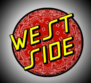 Tommy of Rawthentic Artwork - West Side