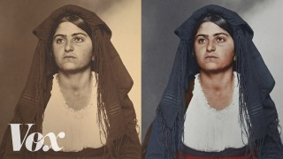 Video: The Art of Coloring Old Photos