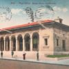 Santa Cruz Post Office in 1914