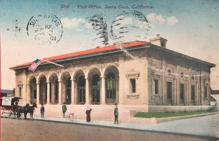Writing Home: $100,000 Post Office and a Tub Bath