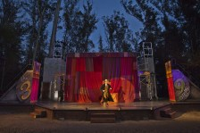 Santa Cruz Shakespeare's 2017 Summer Festival