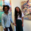 Artists Joel Clifton and Nicole Shek