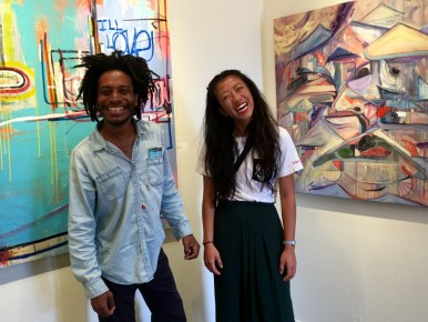 """""""It Takes Two"""": Interview with Nicole Shek and Joel Clifton"""