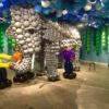 Addi Somekh's balloon art at the MAH