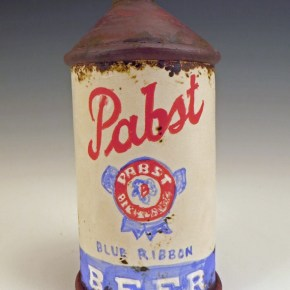 Liz Crain - Pabst Beer Can