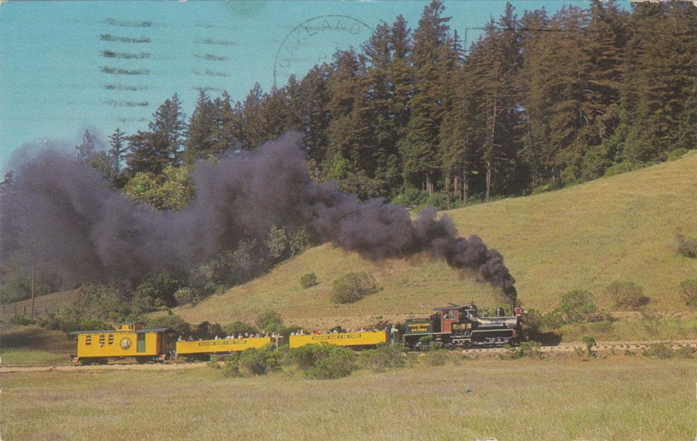 Roaring Camp, Felton, 09/28/1970
