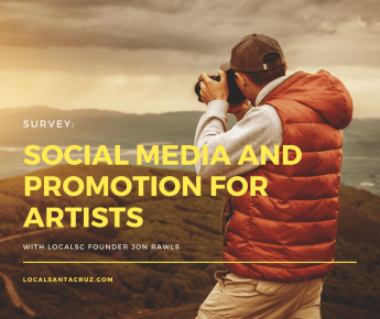 Survey: Learn How To Promote and Sell Art through Social Media