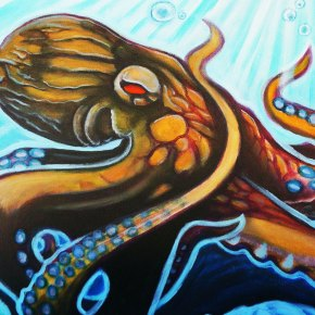 Dimitrious Nichols - Octopus