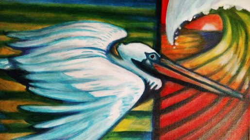 Dimitrious Nichols - Ocean Art Series: Featured Series