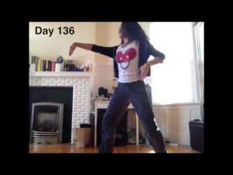 Video: Learning to Dance in a Year
