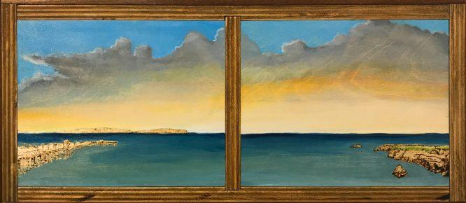 Across the Bay by Mark Yanowsky
