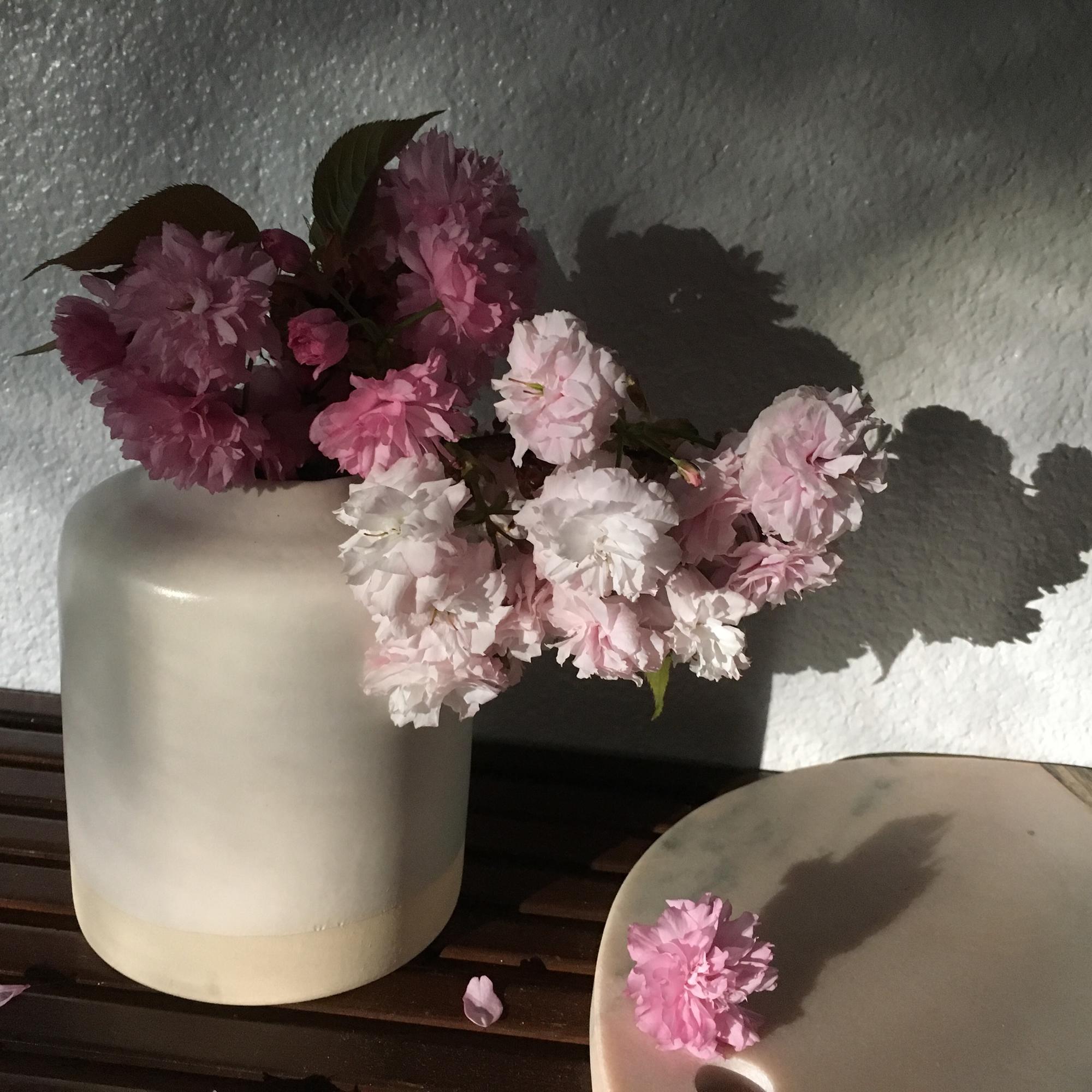 Jonas Davidson - White Vase