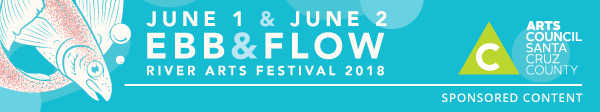 Ebb & Flow, 2018, Arts Council Santa Cruz