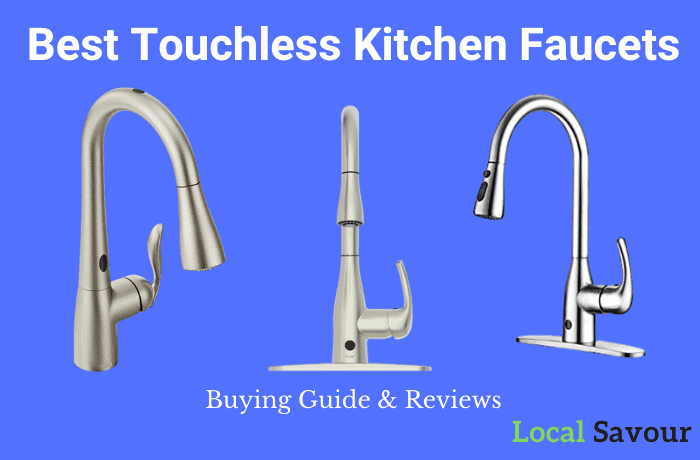 7 best touchless kitchen faucets 2020