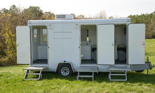 Bathroom Rentals For Outdoor Weddings  Local Services LLC
