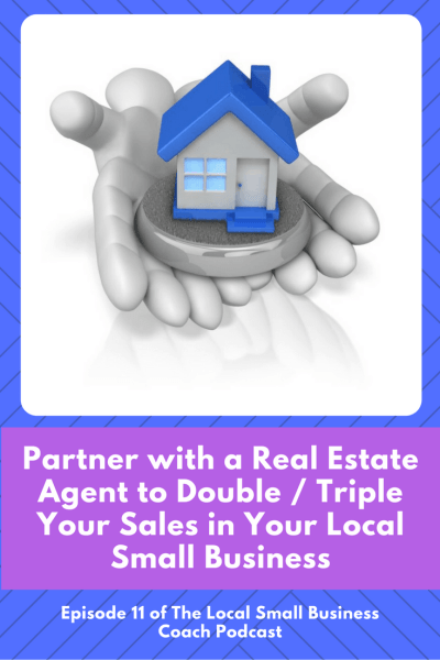 Partner with a Real Estate Agent