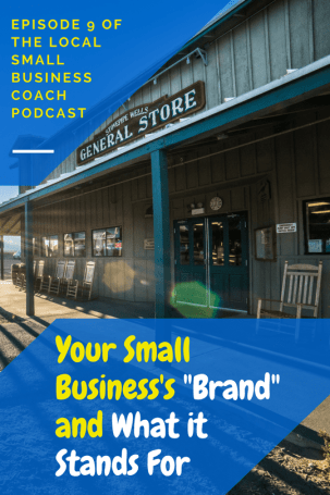 The Local Small Business Coach Podcast