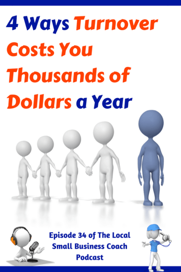 turnover costs