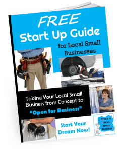 Get Your Free Small Business Start Up Guide