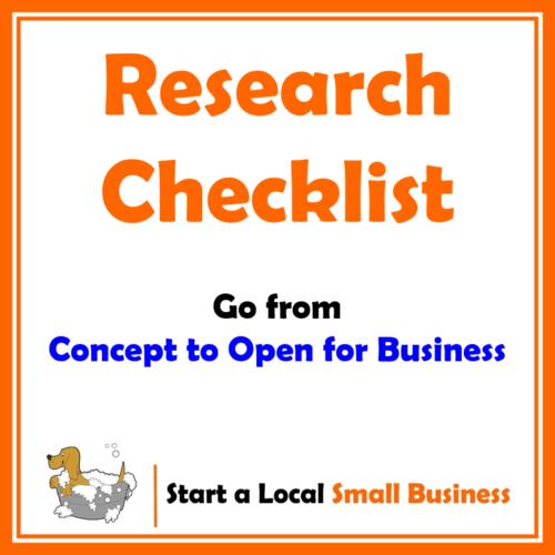 Research Checklist