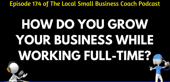 Building a Business and Working Full Time
