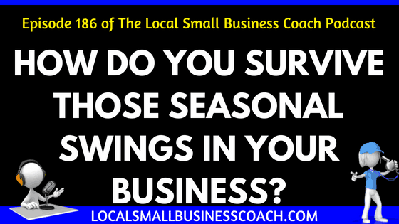 How Do You Survive those Seasonal Swings in Your Business?