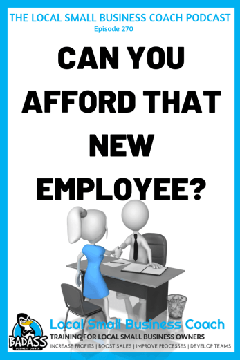 Can You Afford that New Employee