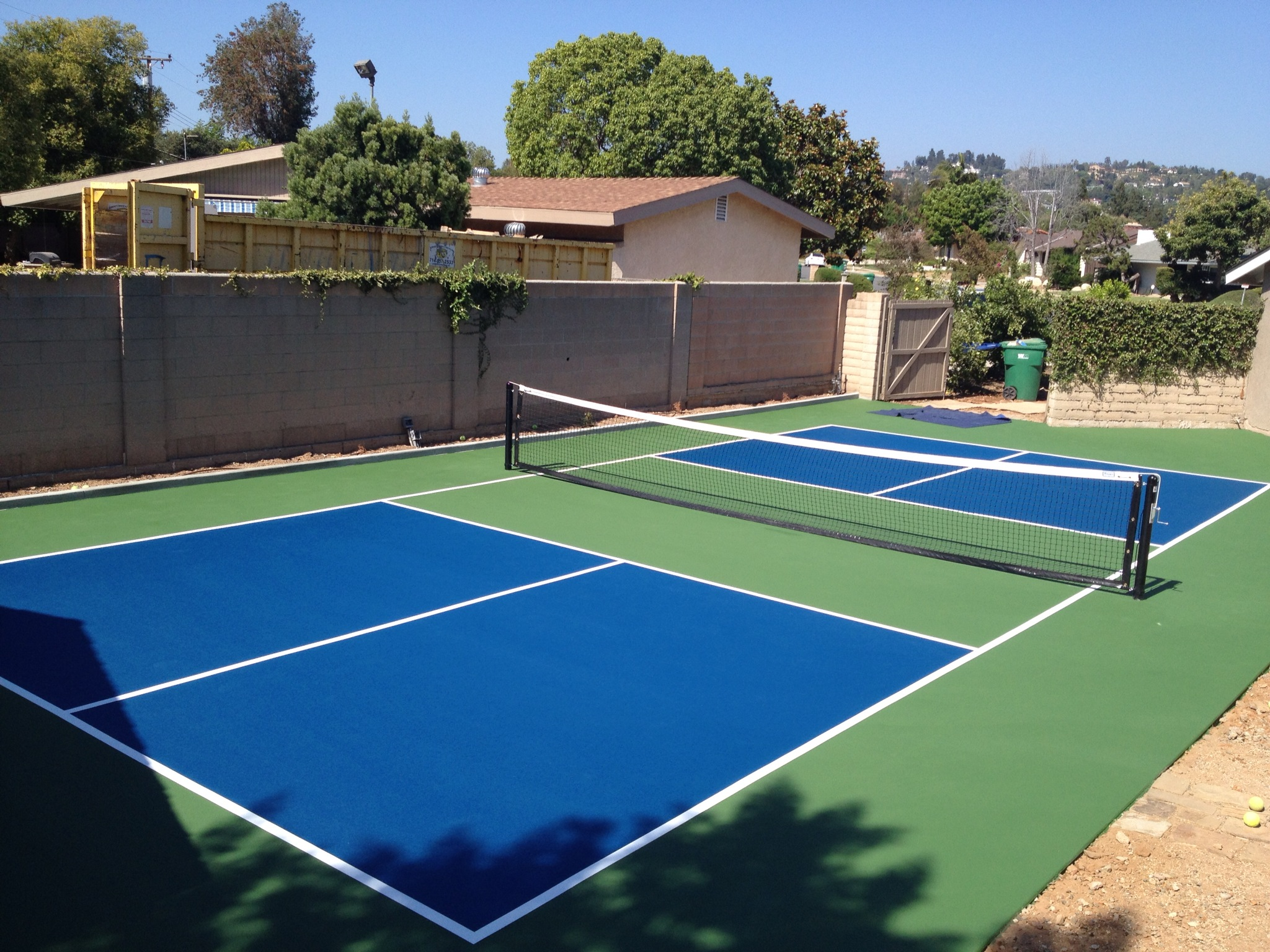 multiple basketball court diagram wiring of three way switch can pickleball be played on a tennis