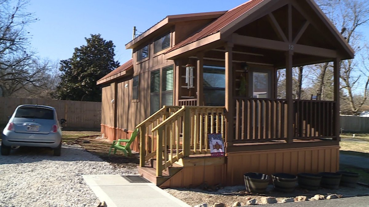 Tiny Homes Fad Reaches Northwest Arkansas Fort Smith