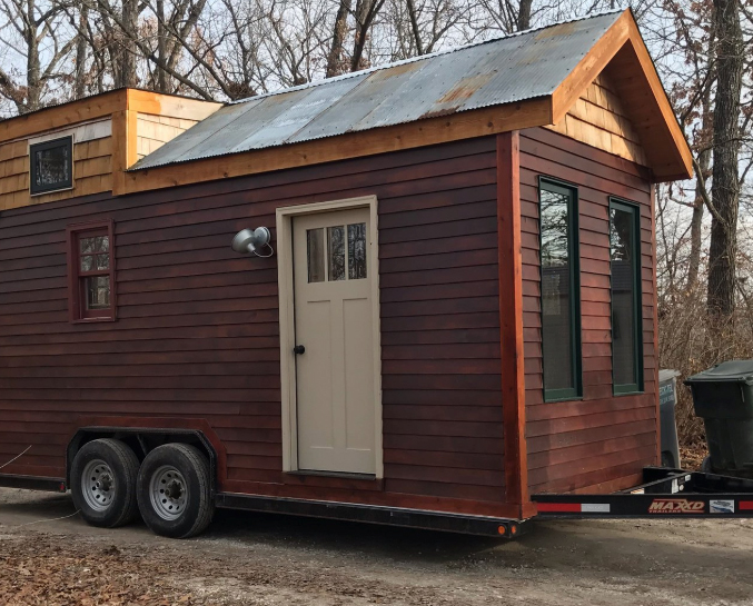 Tiny Home Stolen From St Louis Woman Recovered Fort
