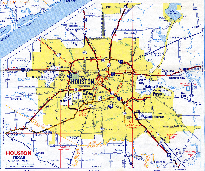 Houston Downtown Restaurants 2017