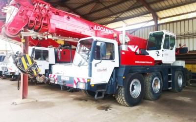 Grue Mobile LTM 1040 – 40 T