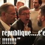 """Jean-Luc Mélenchon va donner des cours de """"hurlements"""" et d'initiation à la """"crise de nerfs"""" aux Gilets Jaunes"""