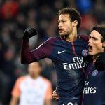 """Neymar: """"Le PSG est plus fort en ligue des Champions sans moi et Cavani"""""""