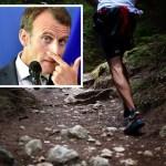 """""""Je vais me le faire! ouais!"""": Macron vient à La Réunion pour participer au Grand Raid 2019"""