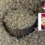 """Scandale: Un grain de riz normal réussi à se faufiler dans un sachet de """"riz Basmati"""""""