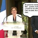 Remaniement : Annick Girardin quitte le Ministère des Outre-mer pour devenir ministre de la mer, du ciel, du soleil et des nuages