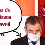 """""""Suite au covid-19, les poissons d'avril seront interdits demain et cela jusqu'au 2 avril"""", annonce cruellement le Préfet de La Réunion"""