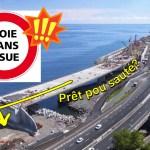 """Nouvelle Route du Littoral: La Région inaugure devant une foule en liesse, la """"voie sans issue"""" la plus longue du monde"""