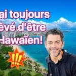 """""""J'ai toujours rêvé d'être Hawaïen!"""": Manu Payet est à La Réunion pour le tournage de son prochain film """"HAWAÏ"""""""