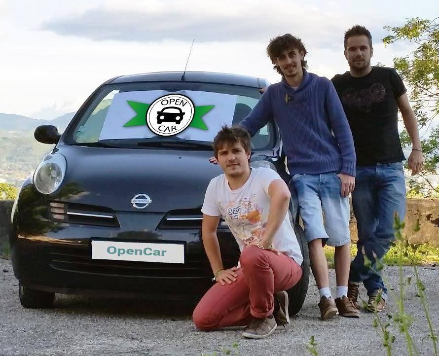 François Fantin, fondateur de la startup Open Car